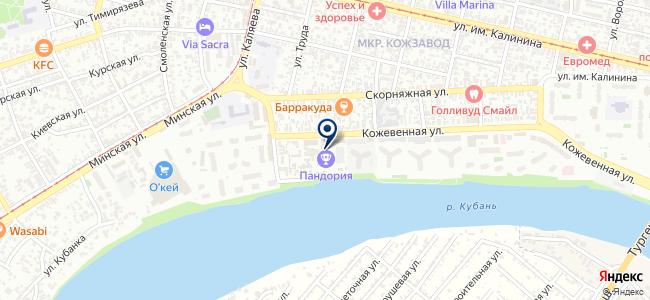 Кубань-Инструмент, ООО на карте