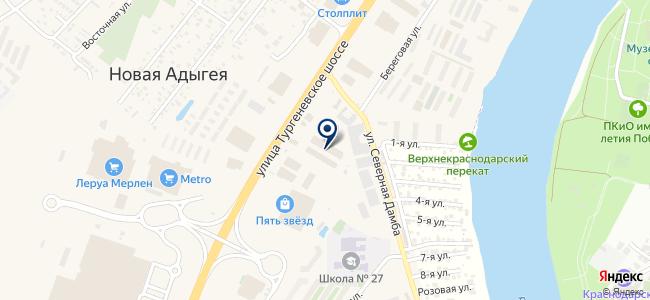 Посуда Центр, ООО на карте