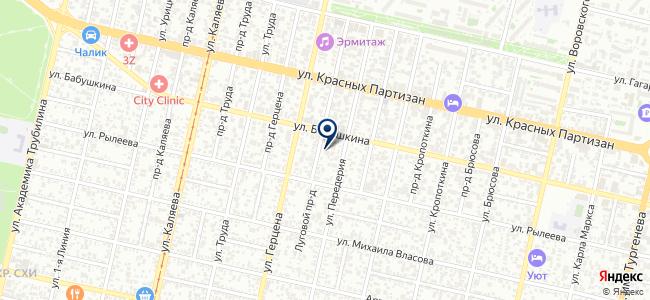 Краснодарский Завод Металлопластиковых Изделий, ООО на карте