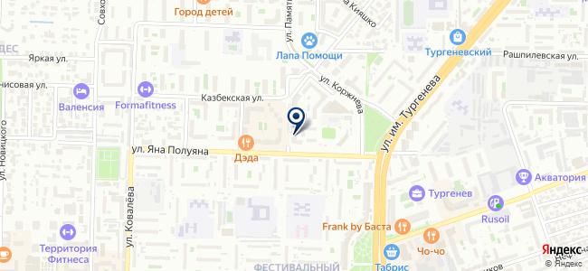 ЮгИнженерВидео, ООО на карте