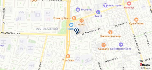 ЭНЕРГОСБЕРЕГАЮЩИЕ ТЕХНОЛОГИИ, ООО на карте