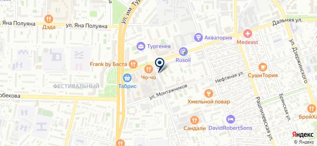 Главэнергострой, ООО на карте