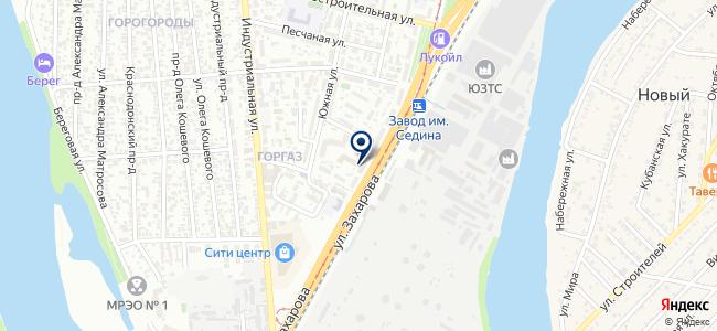 Нефтегазавтоматика на карте