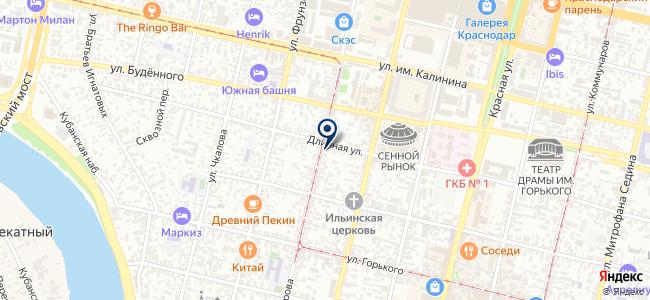ЭлектроСити на карте