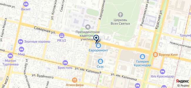 ЭлектроИст на карте