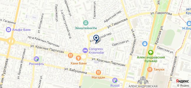 Телеграф-Сервис, ООО на карте