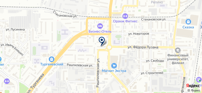 Диф-Юг, ООО на карте