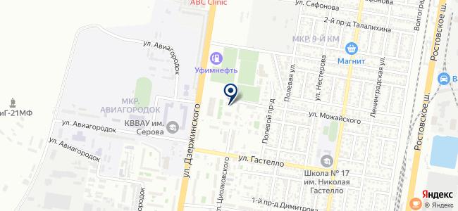 Ассэлектро на карте