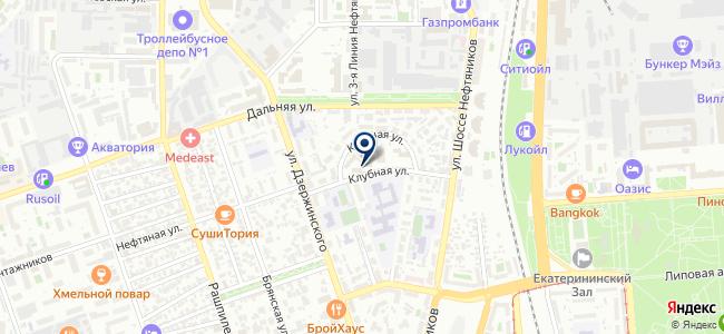 ТемПротект, ООО на карте