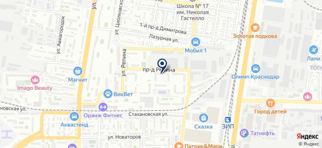 РемАрт на карте