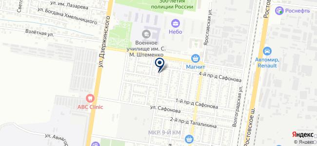 Умный ток на карте