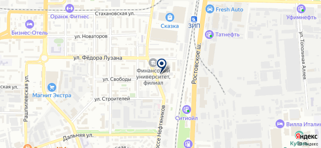 Контракт-Менеджер, ООО на карте