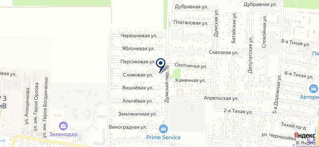 ЮСТК-Энергострой, ООО на карте