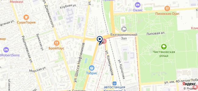 Decorelle на карте