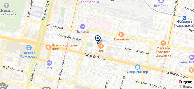 ОБО Беттерманн, ООО на карте