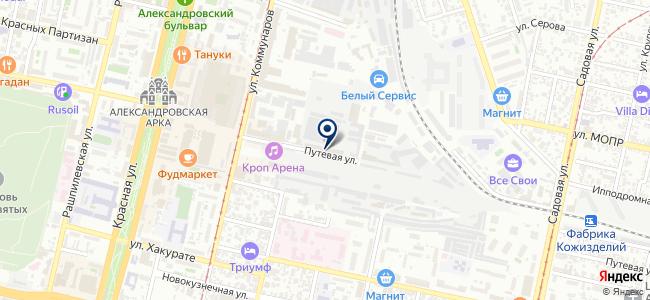 ЦММ-Краснодар, ООО на карте