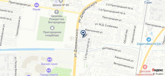Стаер-Юг, ООО на карте