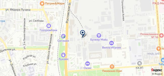 Альтот, ООО на карте