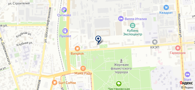 ГеоПульс на карте