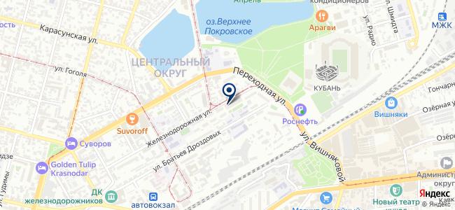 Мастер Фуд, ООО на карте