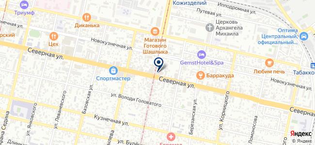 Медиа-Технологии, ООО на карте