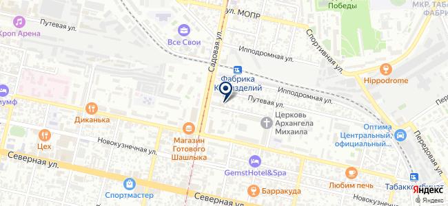 ГорСвет, ООО на карте