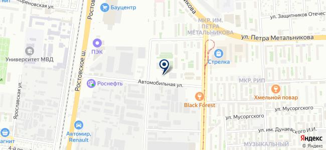 Электрокабель, ООО на карте