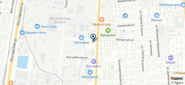 Анод-Плюс, ООО на карте