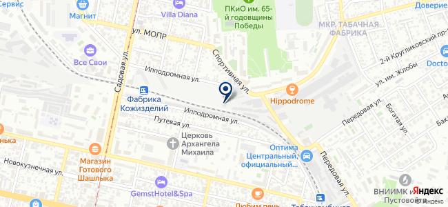 Электросила 220, ООО на карте