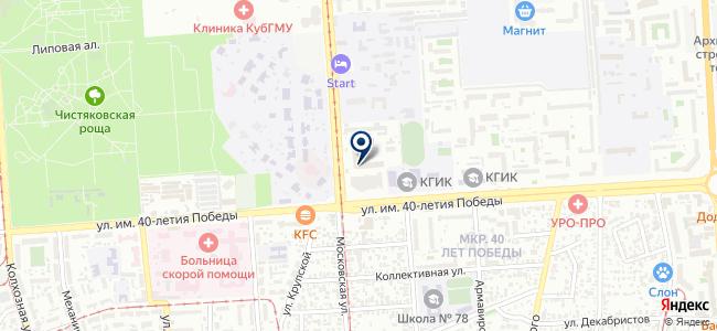 ICBCom на карте