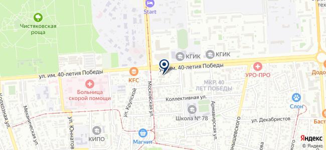 СиэН Групп на карте