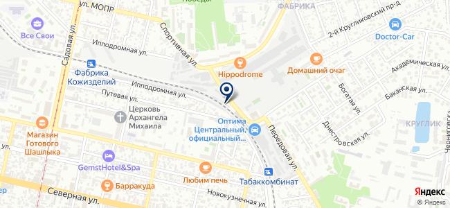 Кубсвязькабель, ООО на карте