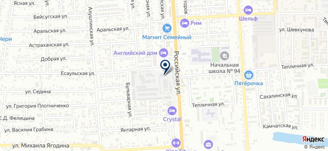 Южная кабельная компания, ООО на карте