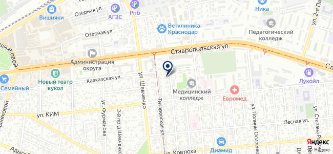 ЛайтЛюкс, ООО на карте