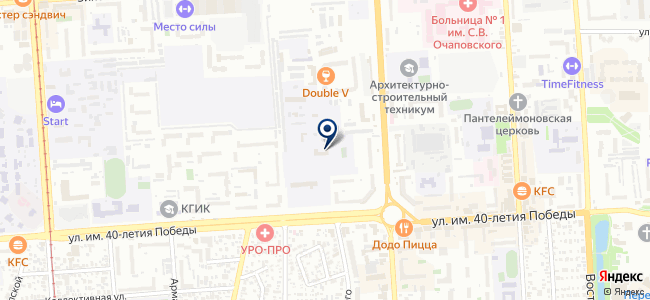 ТПК, ООО на карте