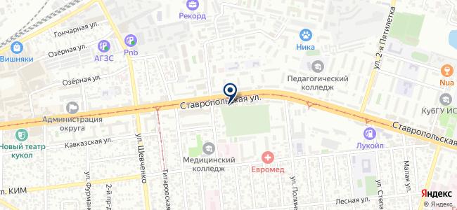 Векстрой, ООО на карте