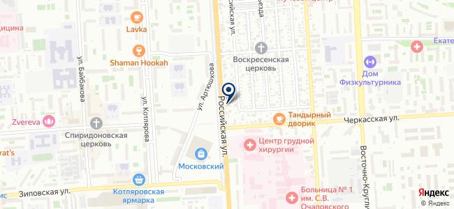 Профит, ООО на карте