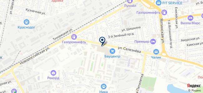 КубаньКомплектКабель, ООО на карте