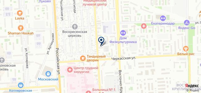 Хортум, ООО на карте