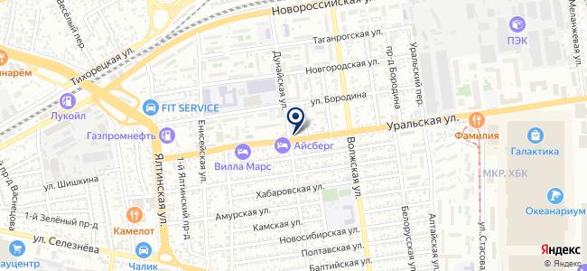 Мир Комфорта, ООО на карте
