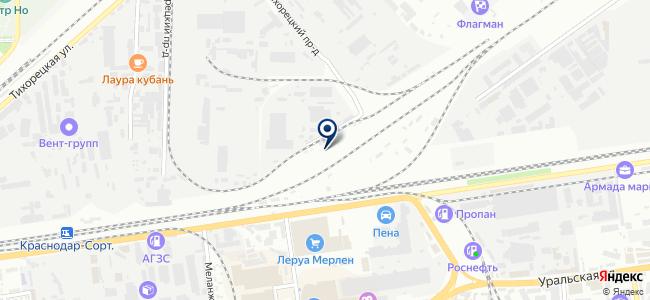 BasicELECTRO на карте