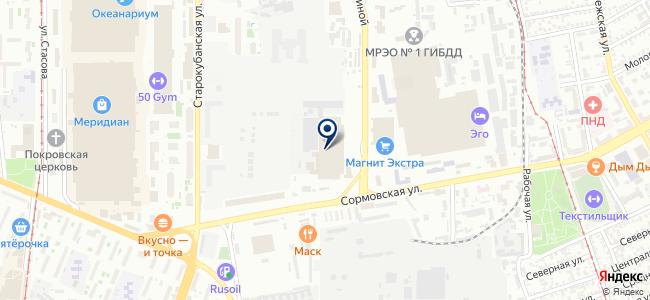 АС-строй, ООО на карте