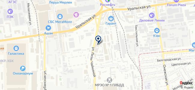 Проминжениринг, ООО на карте