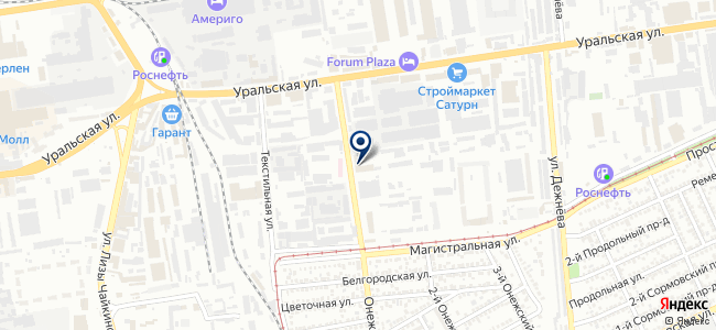 Геофизприбор-МС, ЗАО на карте