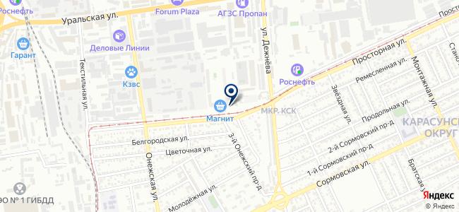 КраснодарРимЭнергоМаркет, ООО на карте