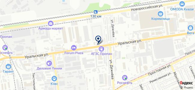 Росэлком, ООО на карте