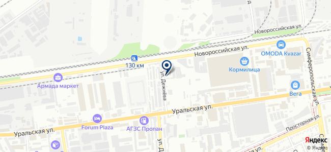 Фростлайн, ООО на карте