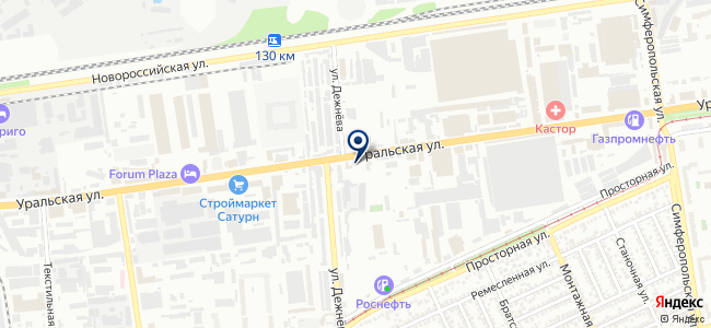 Стабилизаторы на карте