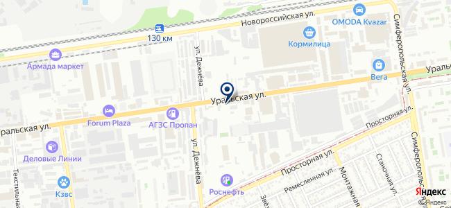 ДомТехноСад на карте