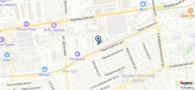 ВПК-Кубань, ООО на карте